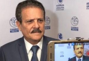 Deputado Tião Gomes elogia iniciativa de sessão remota da ALPB e apela para população manter quarentena