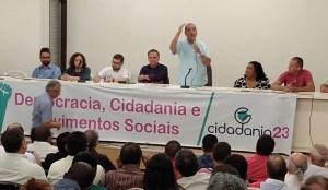 Em reunião da Executiva Municipal, Cidadania discute chapa proporcional e projeta candidatura própria para PMJP