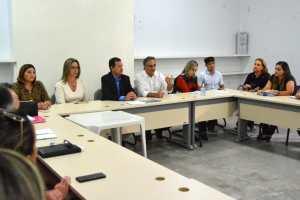 Cartaxo reúne diretores de hospitais, estabelece novas medidas preventivas ao Coronavírus e forma comissão para apresentá-las à rede estadual