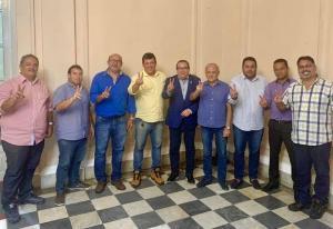 Deputado Branco Mendes articula nomes de aliados para disputar Prefeitura de Conde pelo partido do governador