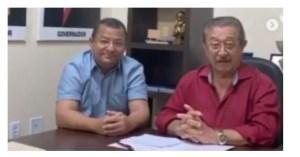 Maranhão anuncia filiação de Nilvan Ferreira ao MDB
