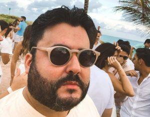 Filho do dono da TV Cabo Branco (Globo na Paraíba) morre com suspeita de coronavírus em João Pessoa