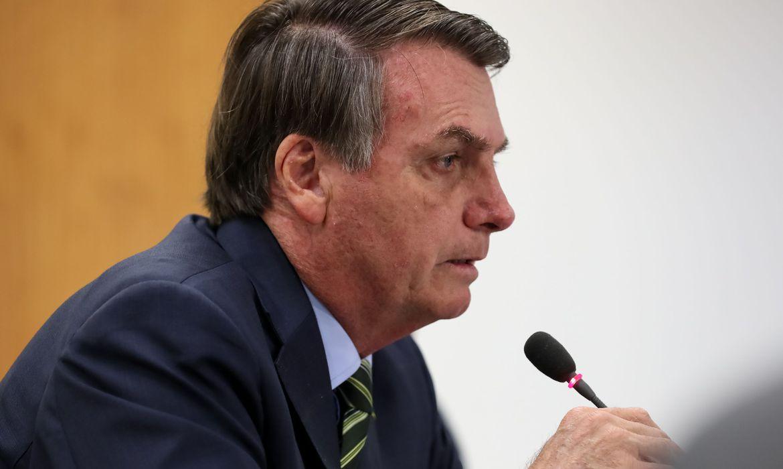 Covid-19: ajuda a trabalhador informal será de R$ 600, diz Bolsonaro