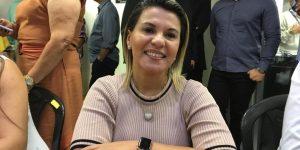 """No dia da posse, Jane Panta se diz surpresa com prisão de vereadores de Stª Rita: """"Muito triste, mas cabe à Justiça averiguar"""""""