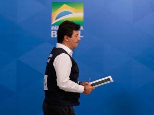 Bolsonaro demite Mandetta e Nelson Teich é o novo ministro da Saúde