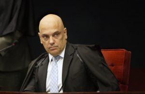 Ministro Alexandre de Moraes suspende nomeação de Ramagem para a PF