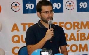 PROS pleiteia vaga de vice e abre diálogo com pré-candidatos a prefeito em João Pessoa