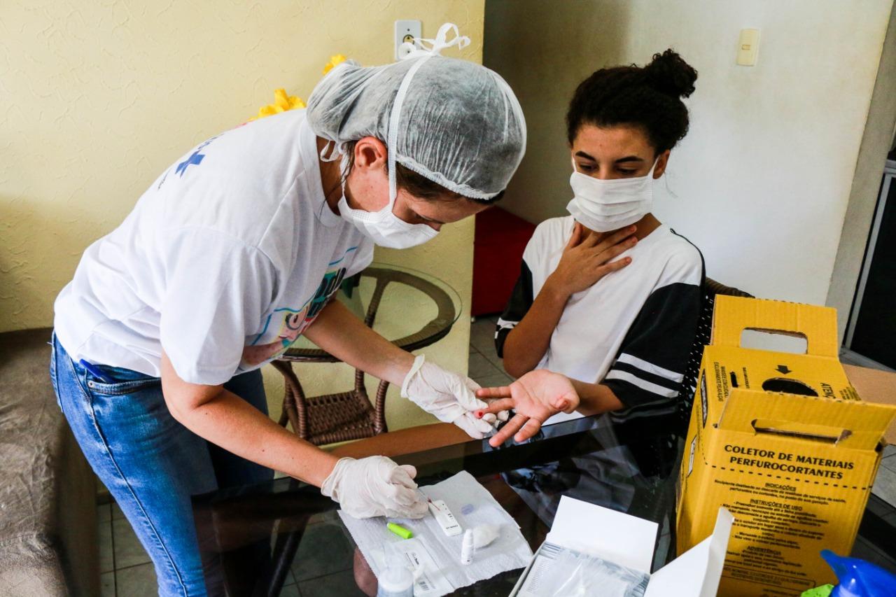 Monitoramento: Secretaria Municipal de Saúde já testou 778 pessoas que tiveram sintomas de síndrome gripal entre março e abril