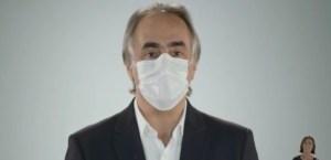 Em pronunciamento, Luciano Cartaxo afirma que medidas mais rígidas criam condições seguras para plano de retomada da economia