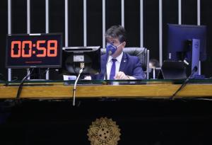 Ruy Carneiro repete doação de salário e cobra aprovação do seu projeto que reduz verbas dos parlamentares