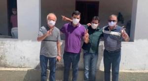 Steniel Mendes e Paulinho Cassimiro formam chapa para disputar prefeitura de Aguiar