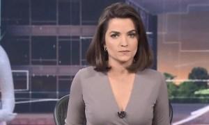 Marido de Larissa Pereira testa positivo para Coronavírus e jornalista é afastada do JPB2