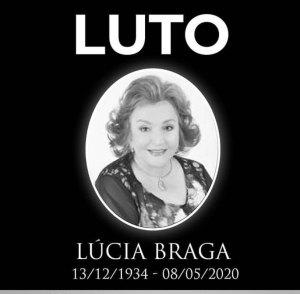 Luto: Deputado Genival Matias emite nota de pesar pelo falecimento da ex-primeira-dama da Paraíba, Lúcia Braga