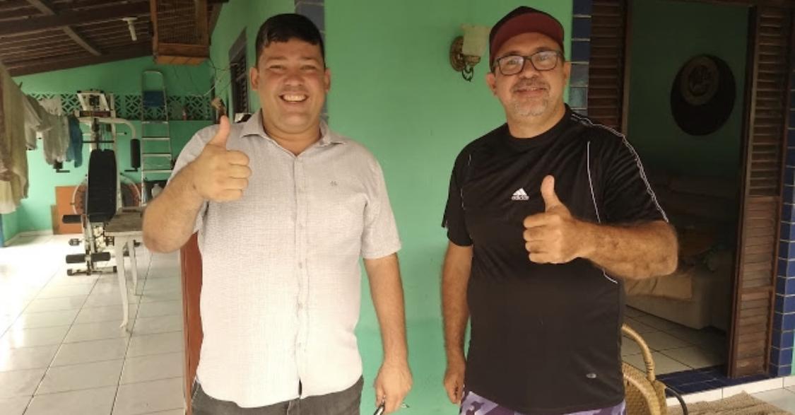 """""""O Cidadania segue firme, construindo um projeto de vida para o Conde"""", diz presidente municipal do partido"""