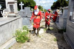 Medida preventiva – Cemitérios de João Pessoa estarão fechados ao público no Dia das Mães