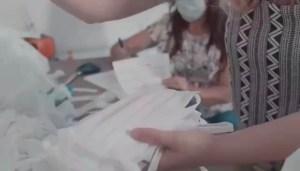 Prefeitura de João Pessoa entrega 100 mil máscaras para população em situação de vulnerabilidade social