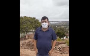 """""""Falta sensibilidade. Falta respeito ao povo de Conde"""", diz Olavo Macarrão sobre Márcia Lucena"""