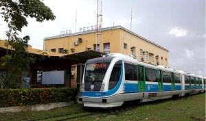 Trens e VLTs voltam a funcionar na Grande João Pessoa nesta segunda-feira