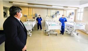 Governador entrega mais um hospital com 150 leitos para atender pacientes com Covid-19 em João Pessoa