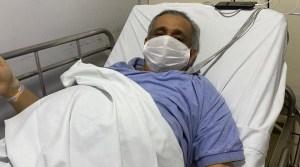 Com quadro de saúde complicado, Edmilson Soares se submeterá a cirurgia complexa