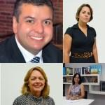 Socorro Gadelha, Edilma Freire, Diego Tavares e Daniella Bandeira pedem demissão e se colocam como opção do PV para disputar PMJP