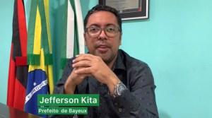 Em apenas 10 dias, Jefferson Kita paga duas folhas, supera rombo de mais de R$ 11 milhões deixado por Berg Lima, e quita atrasados de aposentados e pensionistas de Bayeux