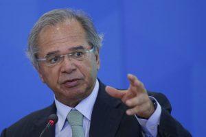 Paulo Guedes confirma prorrogação por dois meses do auxílio emergencial