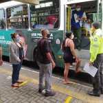 Transporte coletivo – Ônibus voltam a circular em João Pessoa de forma planejada e sem lotação