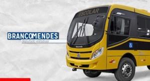 Emenda do deputado Branco Mendes garante entrega de ônibus escolares aos municípios de Alhandra, Caaporã, Pitimbu e Sumé