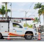 Falha técnica deixa bairros de João Pessoa sem energia