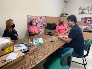 Mais de 1,1 mil pessoas e idosos serão beneficiadas por emenda de Ruy Carneiro