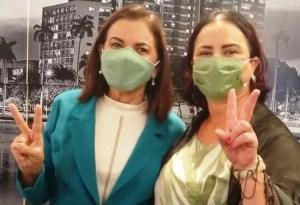 Terezinha e Mônica desbancam candidato de Margareth e vencem eleição para reitoria da UFPB