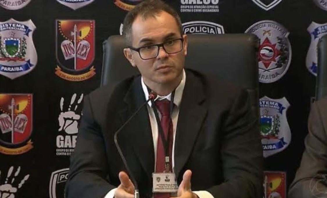 """Coordenador do Gaeco vai apurar problemas em tornozeleira de Ricardo: """"Muitas vezes é questão de adaptação e manuseio"""""""
