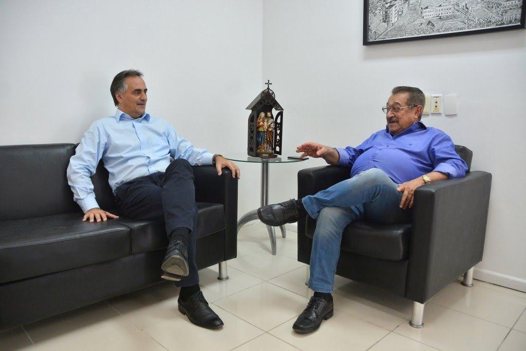 BASTIDORES: Maranhão e Cartaxo se reúnem para debater processo eleitoral  em João Pessoa