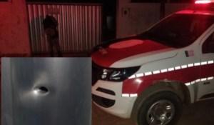 """""""Não vão me amedrontar, vamos seguir em frente"""", diz pré-candidata à Prefeitura de Conde, Karla Pimentel, que teve casa alvejada a bala"""