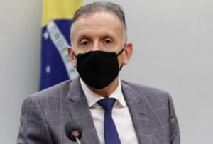 Golpista usam nome de Aguinaldo Ribeiro para aplicar 'golpe' por SMS, com prefixo do DF, sobre convite para falso jantar