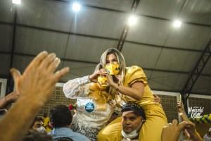 Edna Henrique atende clamor dos monteirenses e é oficializada como vice na chapa de Dra. Micheila na disputa pela Prefeitura de Monteiro