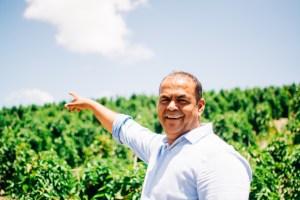 'Para mudar a história': Conde poderá ter o primeiro agricultor e negro como prefeito