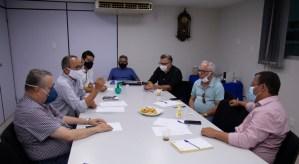 Em reunião na CDL-JP, Nilvan anuncia criação de Secretaria específica para retomada da economia