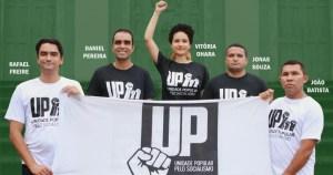 UP fará live de lançamento das candidaturas a prefeito e vereador em JP