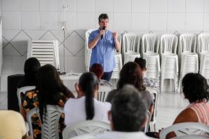 Ruy anuncia proposta de abertura de postos de Saúde da Família próximos aos conjuntos residenciais
