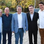 Raoni visita Centro Metropolitano Cidade Viva e recebe apoio do ministro Onyx Lorenzoni
