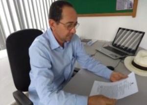 Prefeito de Areia é denunciado por vereadores e investigado pelo MP por suposta fraude em licitação de combustíveis