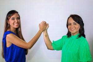 Edilma Freire e Mariana Feliciano serão oficializadas em convenção nesta quarta-feira