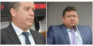Almeida diz que Virgolino usou verba indenizatória para 'tomar cachaça' e Patriota rebate: 'usou avião fretado para Noronha com acompanhante e não era a esposa'