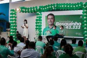 Ao lado de Bosquinho, Edilma Freire defende Centro Dia da Pessoa Idosa