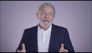 Lula esquece candidatura de Anísio Maia e grava vídeo pedindo voto para Ricardo Coutinho