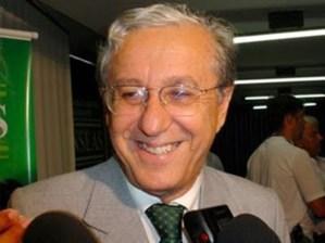 Ex-deputado Armando Abílio morre de infarto aos 76 anos