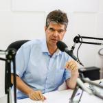 """""""A diferença entre mim e Ricardo Coutinho é muito grande: a Polícia Federal nunca foi na minha casa, nunca fui acusado de desviar 134 milhões de reais da saúde"""", dispara Ruy"""