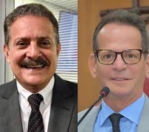 Deputado Tião Gomes declara apoio à reeleição do vereador Marcos Vinícius em João Pessoa